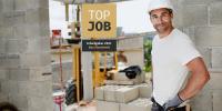 Fachkräftemangel am Bau - TOP JOB reagiert