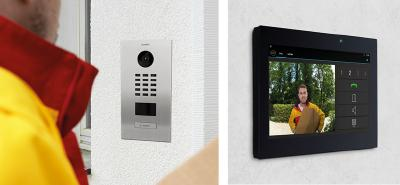 DoorBird-Anbindung an tci ambiento Touchpanels
