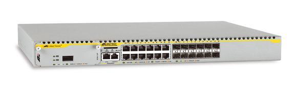 Allied Telesis präsentiert neuen 12-Port Layer3-Switch für KMUs