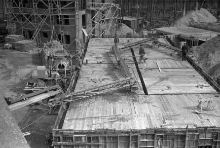 Für den Wiederaufbau kam die Fördertechnik von Stöhr zum Einsatz / Foto: Dematic