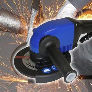 Turbine powers innovative angle-grinder,  Foto: DEPRAG SCHULZ GMBH u. CO.