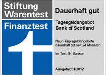 Bank of Scotland auf Tagesgeldvergleich.cc