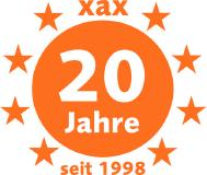 xax Business Intelligence: 20-jähriges Jubiläum