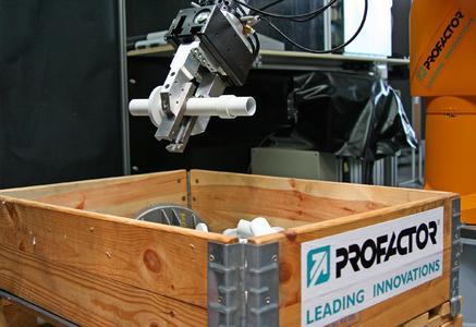 Individuelles robotisches Bestücken