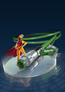 Miss M8ty überzeugt mit einer miniaturisierten, leistungsstarken und robusten Lösung