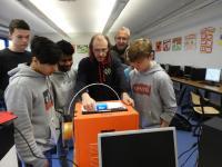 3D-Druck im Schulunterricht