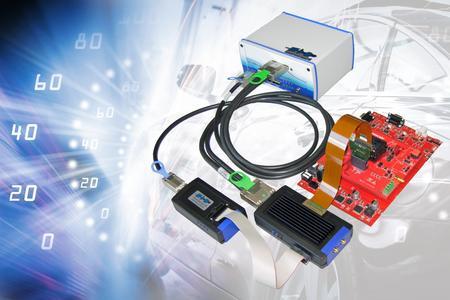 PLS' Universal Debug Engine supports all functions of Freescale's latest Qorivva automotive SoCs