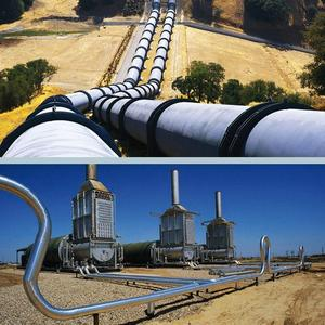 Application example for energy recovery – natural gas network