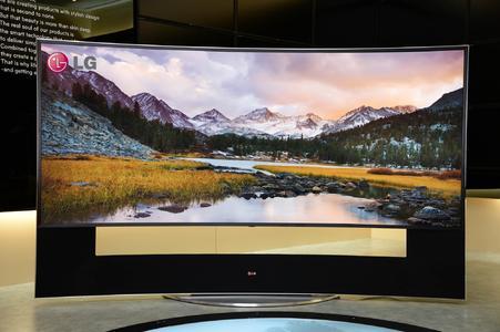 Curved Ultra HD TV 105UC9