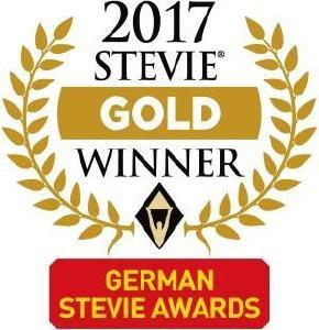 """Saeid Fasihi erhält Stevie®-Award in Gold in der Kategorie """"Manager des Jahres"""""""