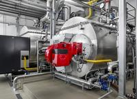 Designing steam generation more efficiently with Bosch boiler technology