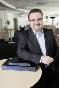 Dr. Wieland Alge, General Manager Barracuda Networks