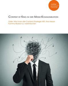 So vereinfacht eine Content-Strategie die Messekommunikation