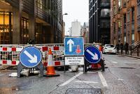 Baustellen Management mit Straßendaten von HERE Technologies
