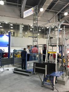 GEDA auf der bauma CTT Russia 2019 / Bildquelle: GEDA-Dechentreiter GmbH & Co. KG