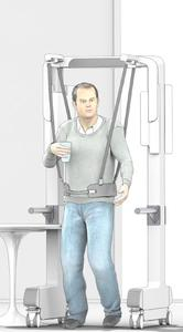 Andago will allow hands-free, upright gait training