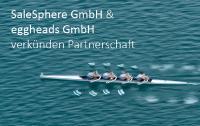 Partnerschaft zwischen SaleSphere GmbH & eggheads GmbH