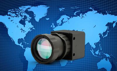 Mikro-SWIR-Kamera 320CSX