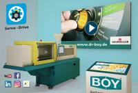 Digitale BOY 60 E auf der virtuellen Hannover Messe