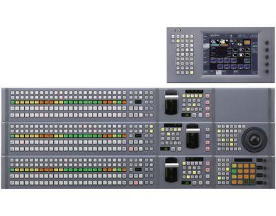 Sony präsentiert neuen Multiformat-Mischer für die Live-Produktion