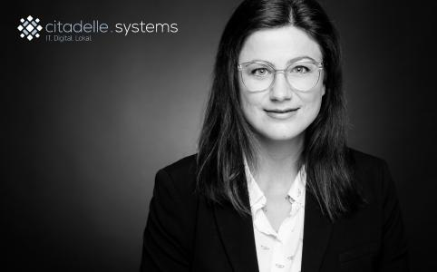citadelle systems AG Marketing Direktorin Angela Karaman