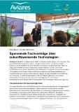 [PDF] Pressemitteilung: Spannende Fachvorträge über zukunftsweisende Technologien