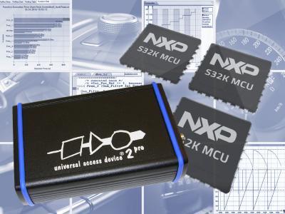 PLS' UDE 4.8.3 vereinfacht Fehlersuche bei NXPs neuen S32K1 Automotive-Mikrocontrollern