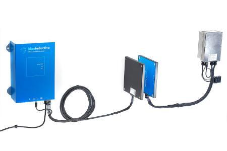 etaLINK3000: kontaktlose induktive Schnellladetechnologie