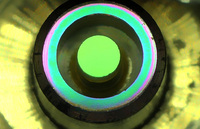 AR Coatings for Optical Fibers