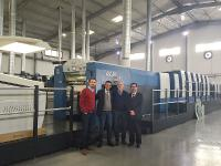 Fleximat S.A. in Morocco opts for the new KBA Rapida 105 PRO