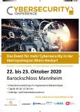 [PDF] CYBERSECURITY CONFERENCE 2020 Flyer