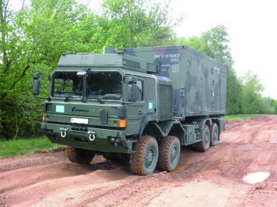 Rheinmetall soll weitere 1.000 Militär-LKWs an die Bundeswehr liefern - Auftragswert fast 400 MioEUR