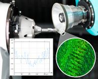 Die interferometrische Abriebkontrolle ermittelt den Verschleißgrad mit hoher Präzision