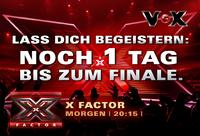 "VOX zeigt ""X Factor""-Countdown auf digitalen City Light Boards der Wall AG"