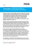 [PDF] Pressemitteilung: FEIG ELECTRONIC erweitert Kernel-Portfolio um China UnionPay, dem weltgrößten Kartennetzwerk