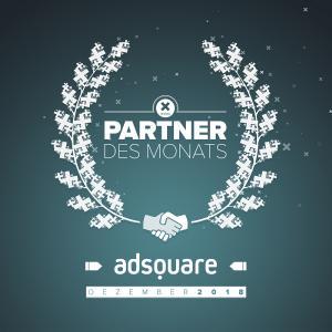 Partner des Monats Dezember 2018: adsquare - Square