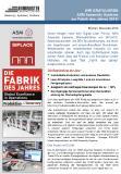 [PDF] Pressemitteilung: News zu ASM Assembly Systems als Fabrik des Jahres 2016 ausgezeichnet.