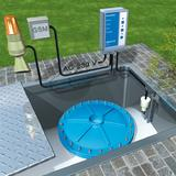 The AFRISO WATCHDOG water alarm unit ÖWU helps to keep incidents involving water-polluting substances from turning into ecological disasters. www.afriso.de