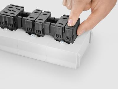 Weidmüller - Modular busbar solution for multi-axis servo amplifiers