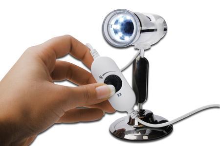 Autofokus usb mikroskop kamera von digitus assmann electronic