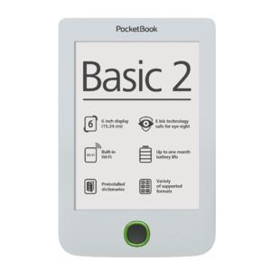Der neue PocketBook Basic 2 - einfach und komfortabel elektronisch lesen