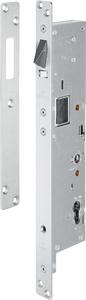 Bei der neuen Variante des Technilock® L4 mit Drückernuss besteht die Möglichkeit, bei Störungen oder Stromausfall die Tür von einer Seite mechanisch zu öffnen. Bild: ASSA ABLOY Sicherheitstechnik GmbH