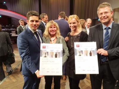 Top-Ranking at SWISS Employer Award 2016