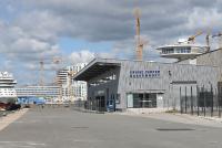 Abbildung 1: Innovation in der Praxis: Das Cruise Terminal Baakenhöft mit R30-Brandschutz durch Feuerverzinken wurde fertiggestellt. (Foto: André Lenthe)