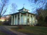 Pavillion-Schloßpark Pillnitz