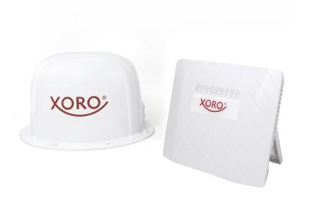 WLAN für unterwegs - mobiles WiFi-Router-Antennensystem XORO MLT 400