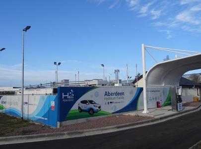 Aberdeen ist Vorreiter bei der Wasserstoffwirtschaft