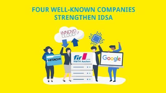 Der IDSA begrüßt vier hochkarätige Mitglieder