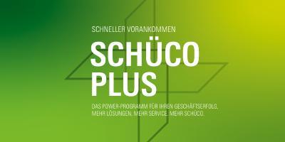 Die Schüco Plus Pakete bieten Schüco Kunden langfristig Produktmehrwerte und finanzielle Anreize / Bildnachweis: Schüco International KG