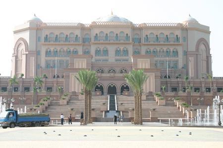Emirates Palace. Quelle: www.halloabudhabi.de